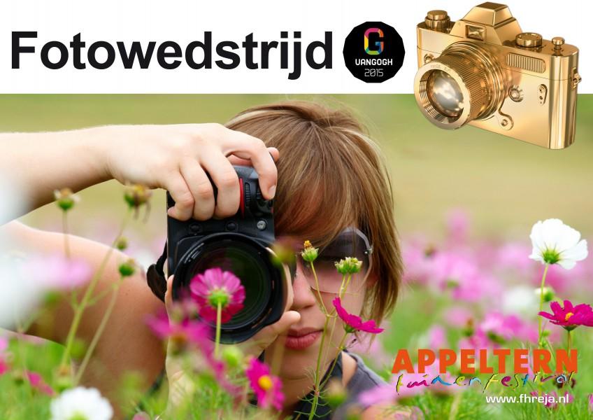 Fotowedstrijd Appeltern Vincent van Gogh - Fhreja Ontwerpbureau Groene Leefomgeving