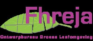 Logo - Fhreja - Ontwerpbureau groene leefomgeving