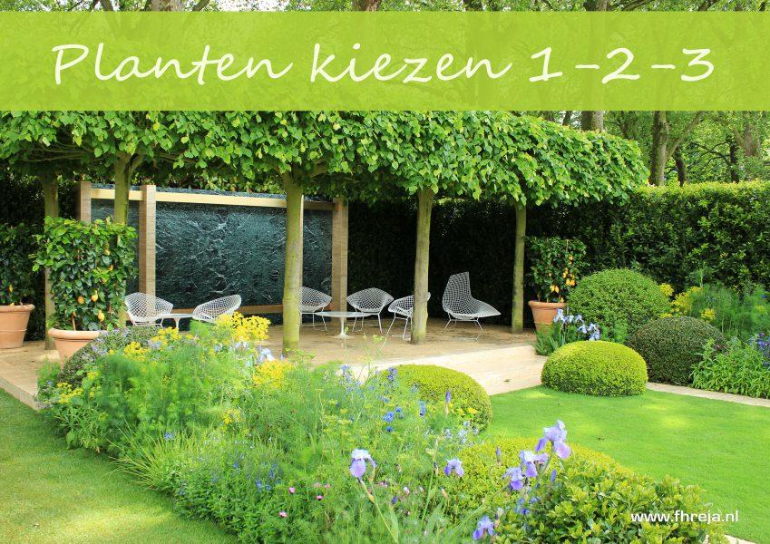Planten kiezen 1-2-3 - Fhreja - Ontwerpbureau Groene Leefomgeving