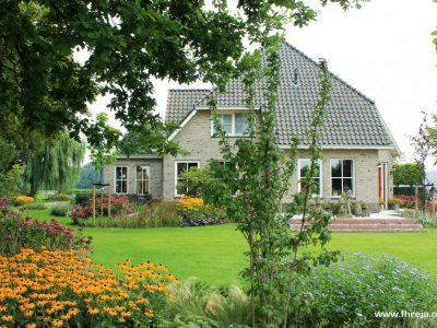 Royale kleurige tuin - Ammerzoden - Fhreja