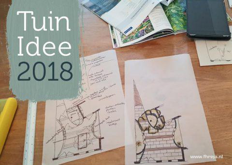 Tuinidee 2018
