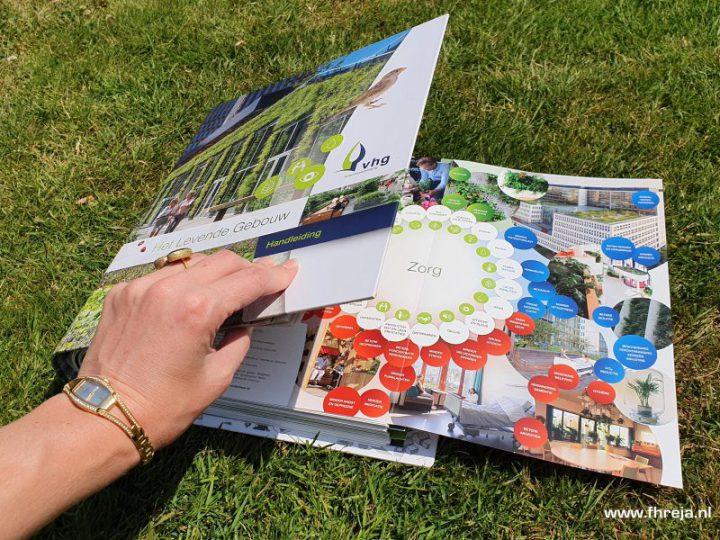 Project Fhreja opgenomen in Handleiding VHG Het Levende Gebouw