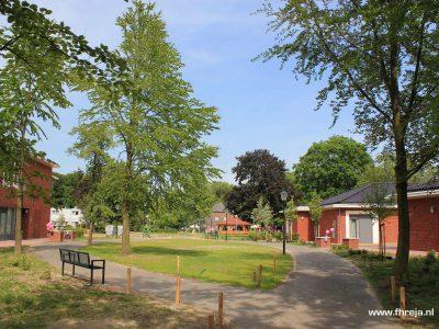 Woonzorgpark Eckartdal - Eindhoven 11 - Fhreja - Ontwerpbureau Groene Leefomgeving - tuinontwerp - planten - 3D - groen en gezondheid