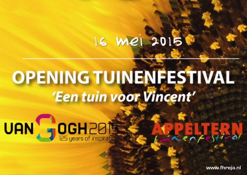 Opening Vincent Binnenste Buiten- Fhreja - Ontwerpbureau Groene Leefomgeving