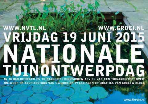 Tuinontwerpdag2015 - Fhreja - Ontwerpbureau Groene Leefomgeving
