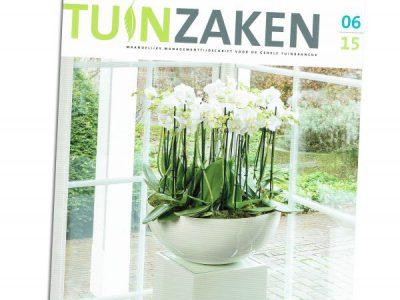 2015-02-Tuinzaken + TuinPro, juni 2015, p. 72-75 - Een tuin voor Vincent a - Fhreja - Ontwerpbureau Groene Leefomgeving