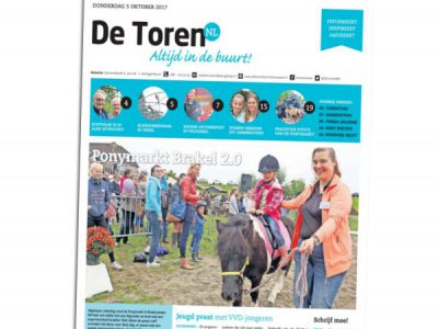 2017-02-De Toren, w. 40, 5 oktober 2017, p. 9 - Groen bloed a - Fhreja - Ontwerpbureau Groene Leefomgeving