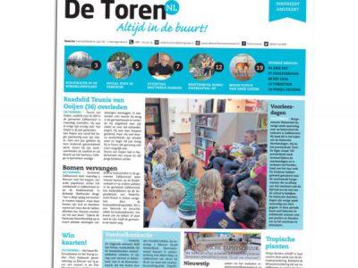 2018-02-De Toren, w. 05, 1 februari 2018, p. 14 - Tropische planten - Fhreja - Ontwerpbureau Groene Leefomgeving