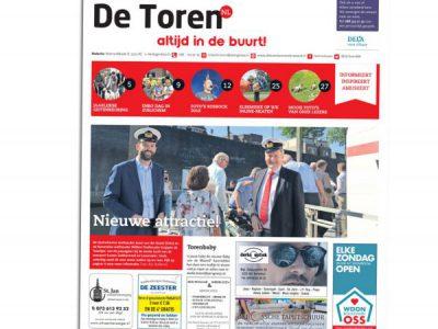 2018-10-De Toren, w. 27, 4 juli 2018, p.26 - Langste dag Column - Fhreja - Ontwerpbureau Groene Leefomgeving