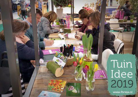 2019-01-Fhreja op Tuinidee 2019 met Tuinontwerp Workshops - Fhreja - Ontwerpbureau Groene Leefomgeving