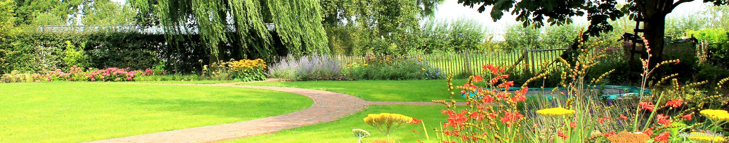 Royale kleurige tuin - Fhreja - Ontwerpbureau Groene Ruimte