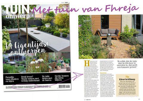 Tuinontwerp met tuin van Fhreja