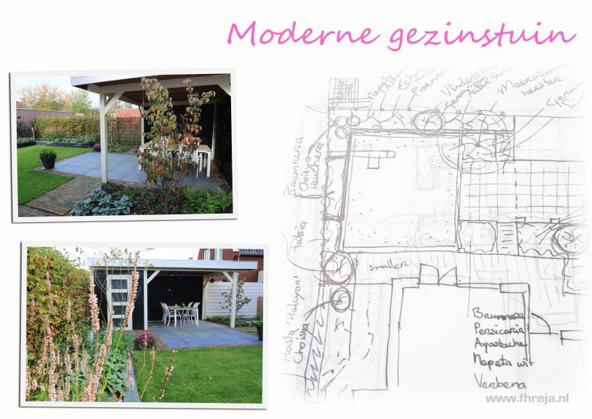 Tuinontwerp workshop Fhreja - Ontwerpbureau Groene Leefomgeving 02