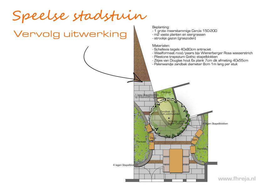 Tuinontwerp workshop Fhreja - Ontwerpbureau Groene Leefomgeving 05