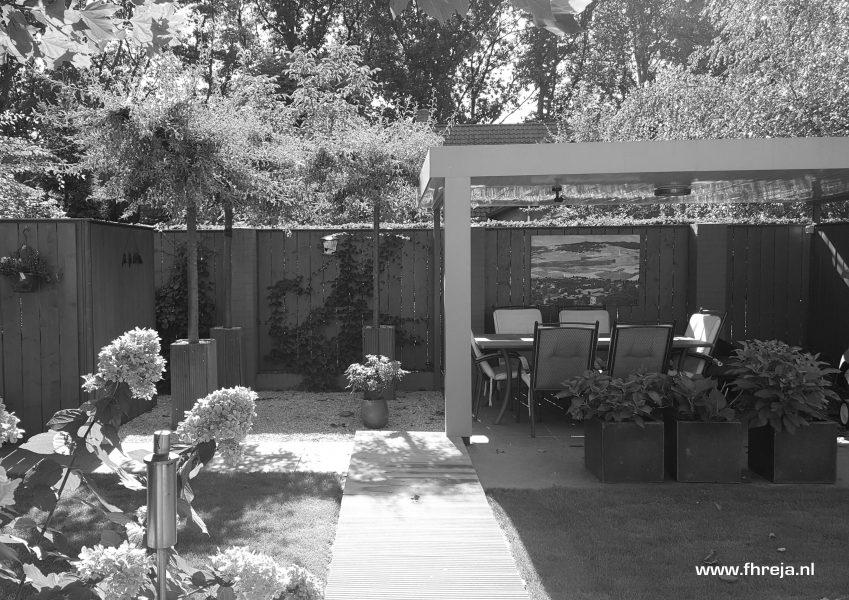 Tuinconsult - Tuinrenovatie revitalisatie Beplantingsupdate - Nuland - Fhreja - Ontwerpbureau Groene Leefomgeving 01