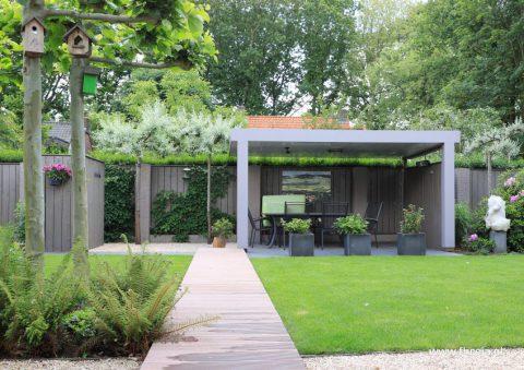 Tuinconsult - Tuinrenovatie revitalisatie Beplantingsupdate - Nuland - Fhreja - Ontwerpbureau Groene Leefomgeving 02