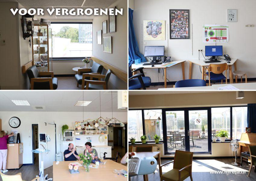 Ziekenhuis Tergooi - Blaricum - Voor vergroenen - Fhreja - Ontwerpbureau Groene Leefomgeving